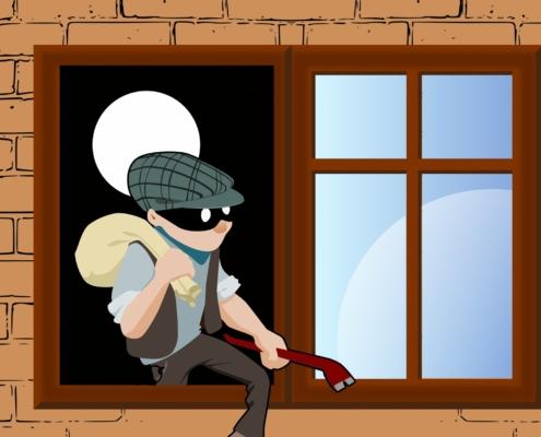 proteggersi dai furti in casa